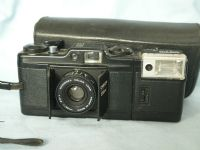 '  BELLAMI ' Chinon Bellami Vintage Cased Camera £29.99